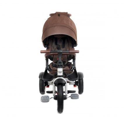Трехколесный велосипед Bentley BN2BR 2019 коричневый цвет (трансформер)
